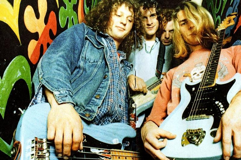 mudhoney- famous grunge bands