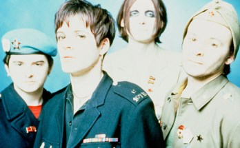 Manic Street Preachers - Richey Edwards