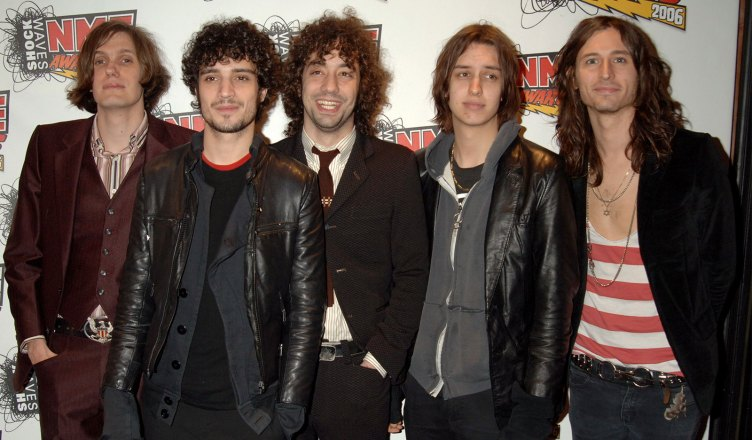 the strokes When rock bands become adult contemporary the strokes the offspring genesis elp yes pink floyd r.e.m.