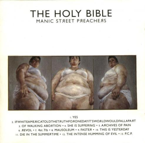 The Holy Bible, Richey Edwards - Manic Street Preachers