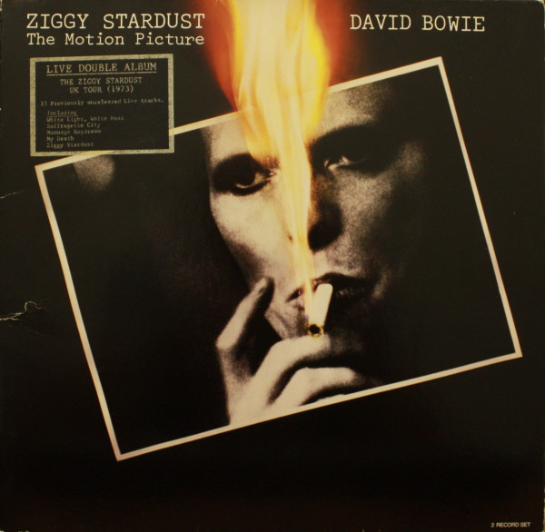 david bowie ziggy stardust era, ziggy stardust death