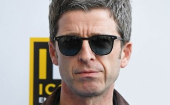 Noel Gallagher in 2017