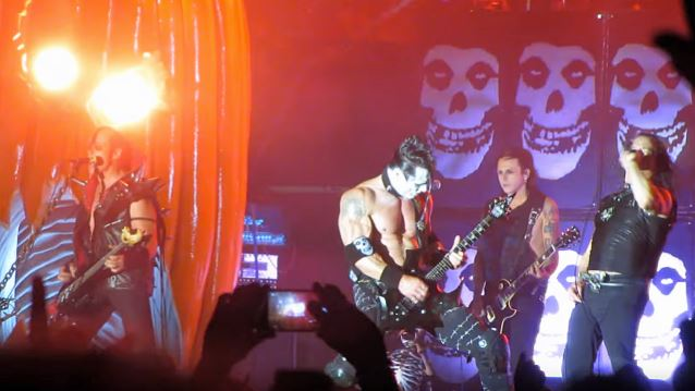 Five reasons why the Misfits reunion was bound to be a resounding success