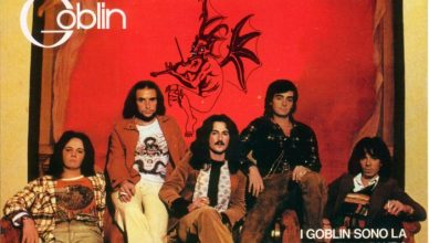 Goblin - Italian prog rock band known for their horror movie soundtracks