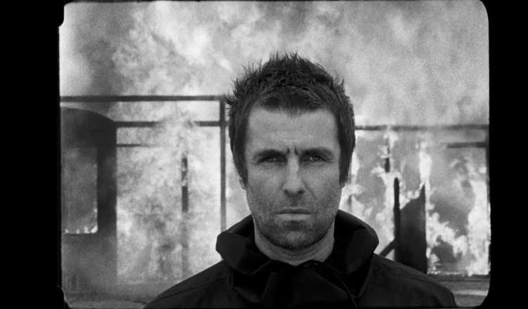 Liam Gallagher - Shockwave single