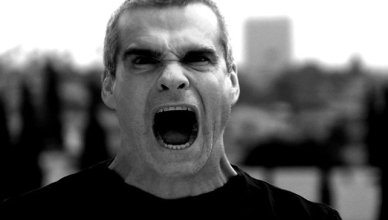 Henry Rollins, actor turned musician, punk rock writer