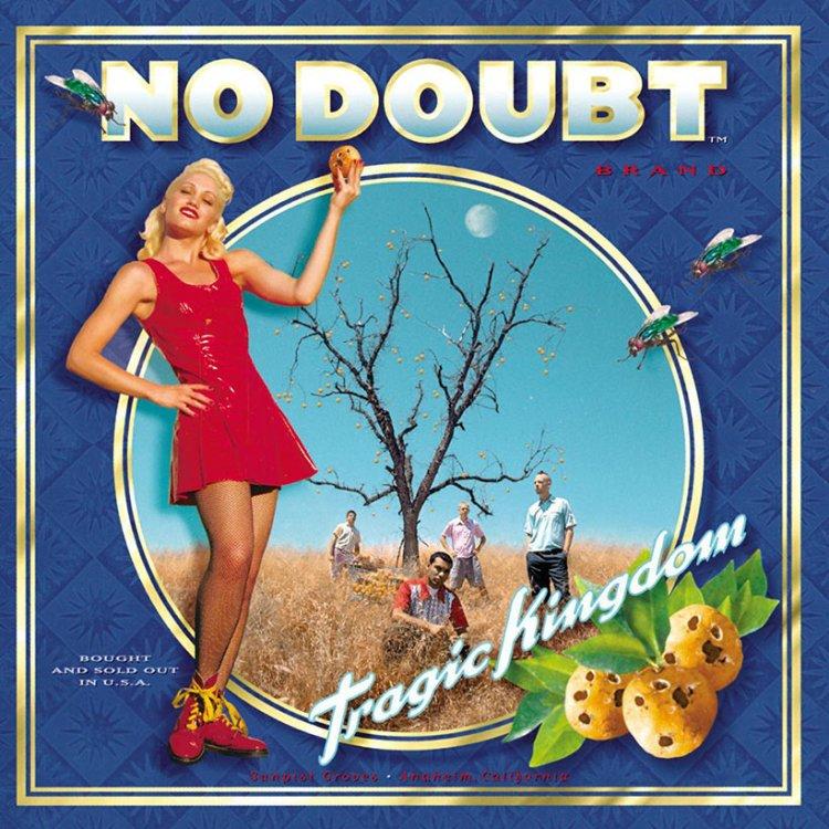 No DOubt - Tragic Kingdom - pop punk, ska, punk rock 1990s