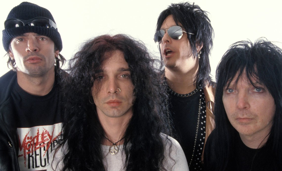 Motley Crue, Hair Metal (Photo by Mick Hutson/Redferns)