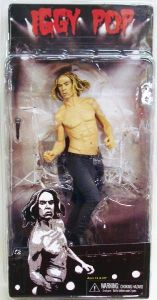 Iggy Pop - NECA Action Figure