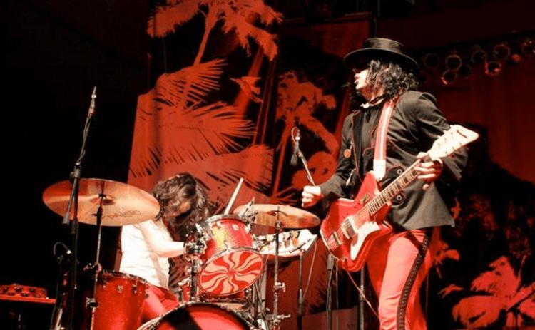 The White Stripes, rock duos