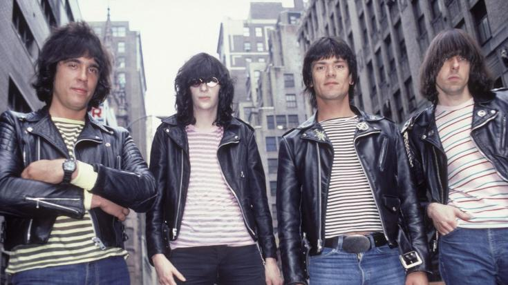 The Ramones - Did Punk rock actually change the world, punk rock group,   punk rock influence on society how did punk rock affect society how punk rock changed the world original punk rock bands famous punk bands