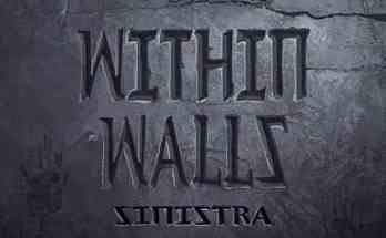 SINISTRA - WITHIN WALLS
