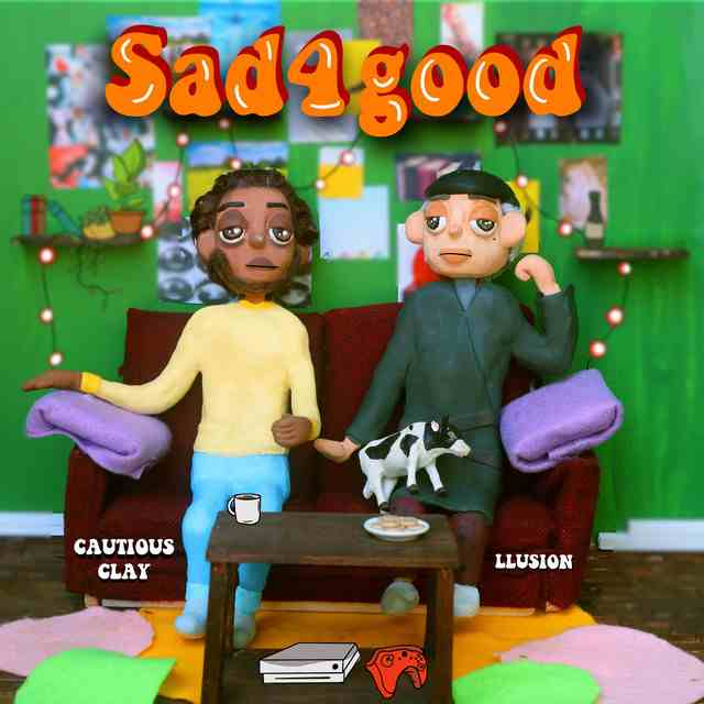 LLusion - Sad4good (feat. Cautious Clay & HXNS) *Review*