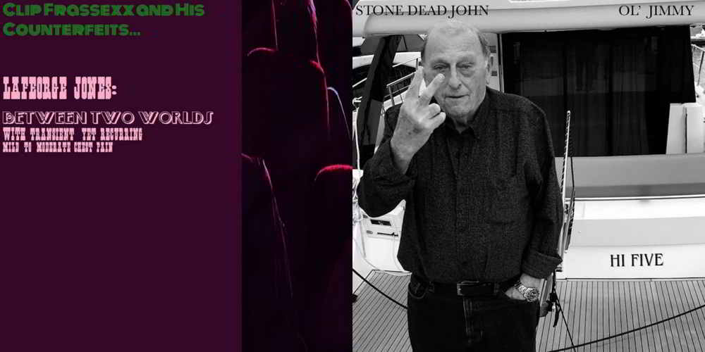 Old dirt roads: Stone Dead John and Clip Frassexx and His Counterfeits reviewed