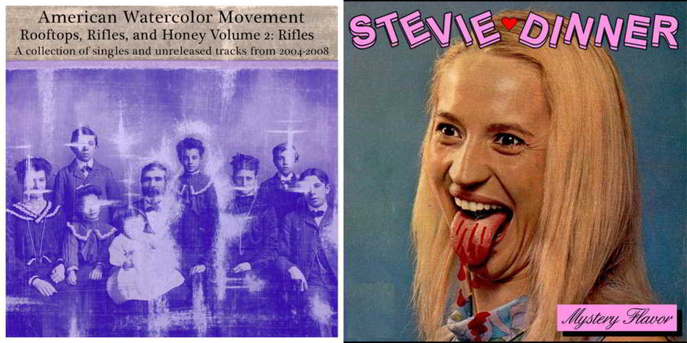 Stevie Dinner and American Watercolor Movement reviewed