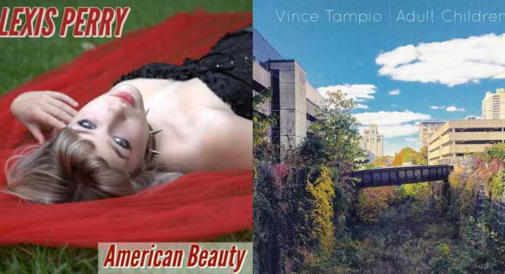 Vince Tampio and Alexis Perry release new singles