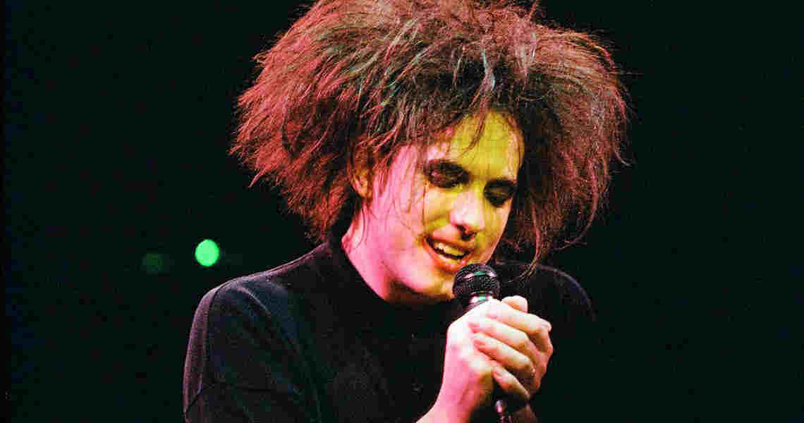 the cure robert smith