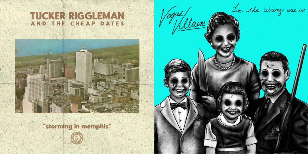 Vogue Villains and Tucker Riggleman & The Cheap Dates