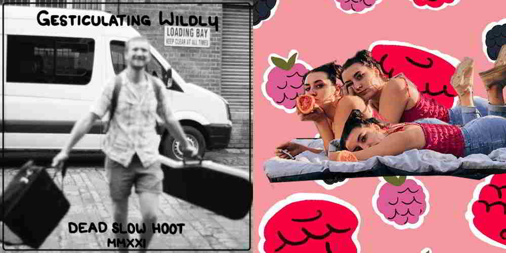 MAYA LUCIA and Dead Slow Hoot new releases
