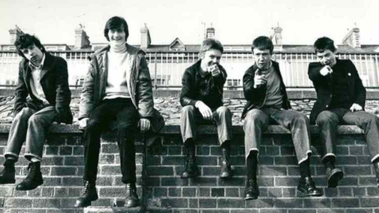 the undertones teenage kicks