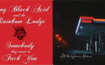 KingBlackAcid and the Rainbow Lodge and All The Queen's Horses
