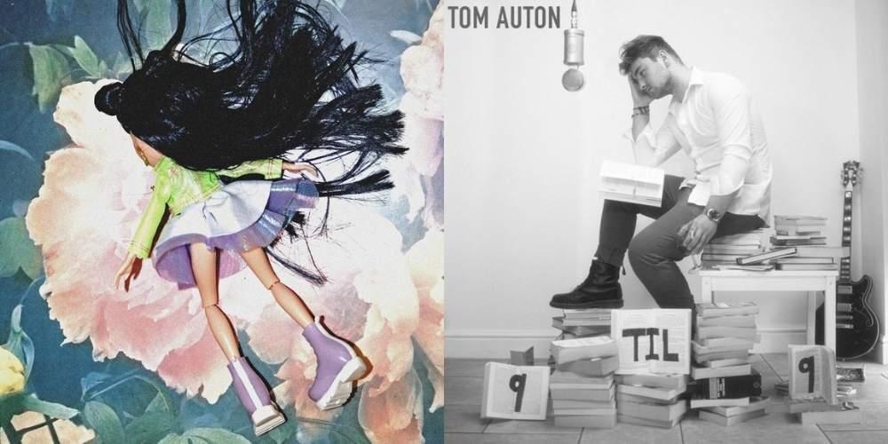 Tom Auton and Sailor June