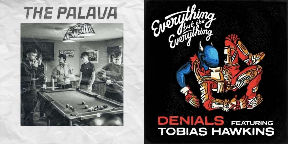 Everything But The Everything and The Palava reviewed by Alt77