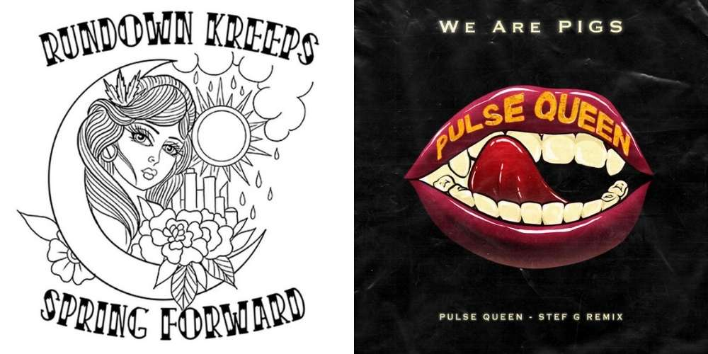 We Are PIGS and Rundown Kreeps reviewed by Alt77