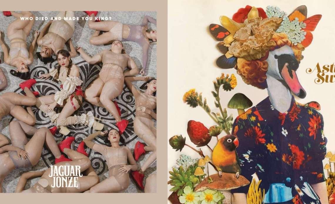 Astral Swans and Jaguar Jonze reviewed