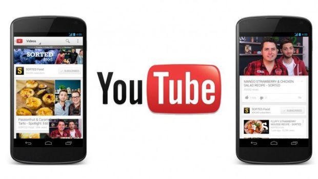 Los videos de YouTube se podrán ver offline en dispositivos móviles