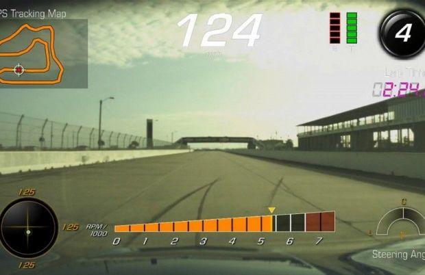 Conducir un Corvette será como estar en un videojuego