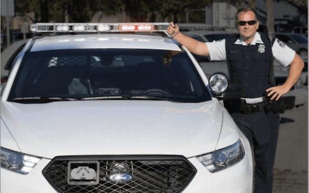 Balas con GPS para que la policía no pierda la pista de carros fugitivos