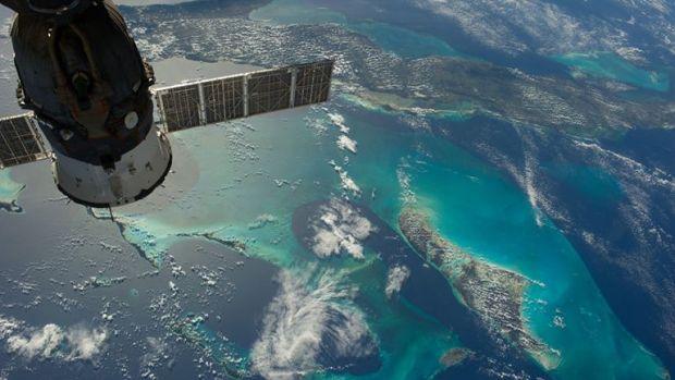 Vista Satelital De La Tierra En Vivo Y En Alta Definición Video
