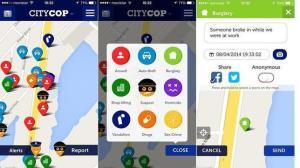 Citycop: una «app» para denunciar delitos
