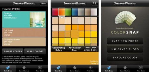 App muestra cómo quedaría tu casa si cambias el color de las paredes