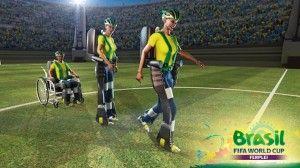 Joven parapléjico hará el saque inicial del Mundial Brasil 2014