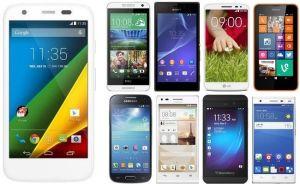 Así queda el Motorola Moto G LTE comparado con sus rivales