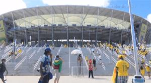 Brasil instala sistemas de seguridad chinos para la Copa del Mundo