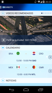 DirecTV App Mundial