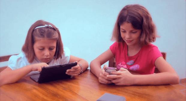 Ser youtuber o influencer está entre las cinco profesiones favoritas de los niños
