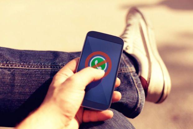 Móviles que no podrán utilizar WhatsApp a partir de noviembre