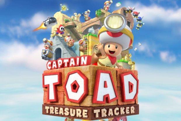 Toad se convierte en protagonista en