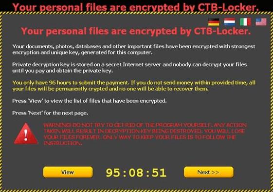 Cómo ataca el ransomware: así es el secuestro exprés de nuestros archivos digitales