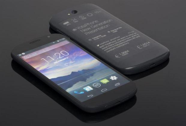 Fabricante ruso del YotaPhone se declara en bancarrota