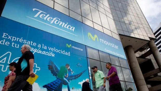 Telefónica Movistar quiere irse de un turbulenta América Latina