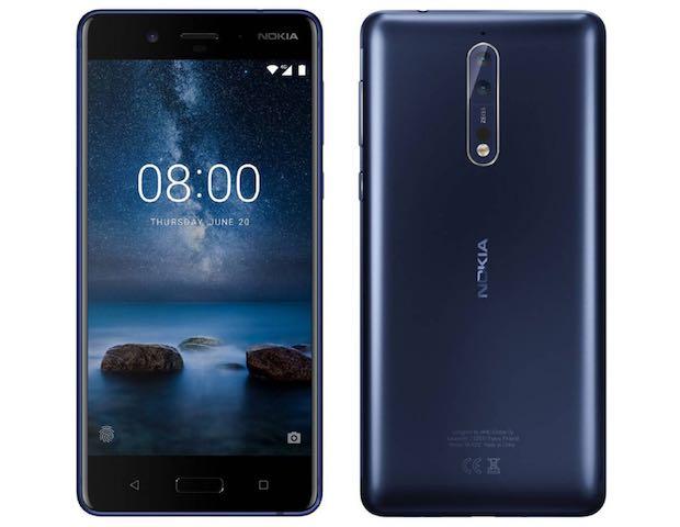 Nokia 8 Sirocco está recibiendo actualización de Android 10