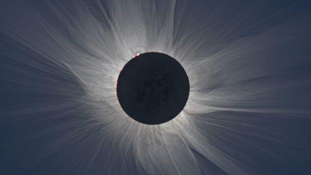 Cómo mirar el único eclipse solar total de 2020 que ocurrirá en pocas horas