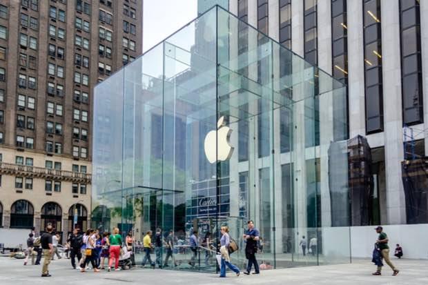 Apple bloquea iPhones robados durante los recientes saqueos en Estados Unidos