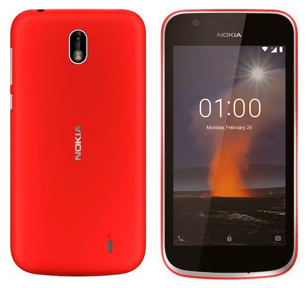 Nokia 1 se actualiza a Android 10 Go Edition