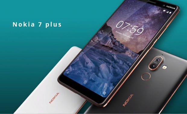 Algunos Nokia 7 Plus enviaron datos confidenciales a China